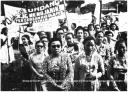 Demonstration against polygamy 1953