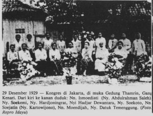 aktivis perempuan 1929