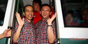 Joko Widodo dan Ahok