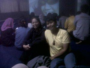 me with Luviana, Cipanas