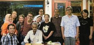 bersama Nugie, Pak Iwan IKJ, Pa Nono Sesepuh Turangga Seta