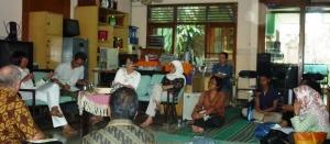 Suasana Diskusi ttg Perempuan di Cuba